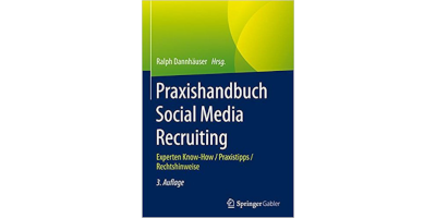 Praxishandbuch Social Media Recruiting | Cover