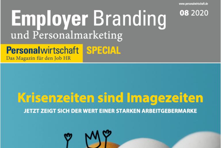 Employer Branding und Personalwirtschaft - Personalwirtschaft Special - August 2020